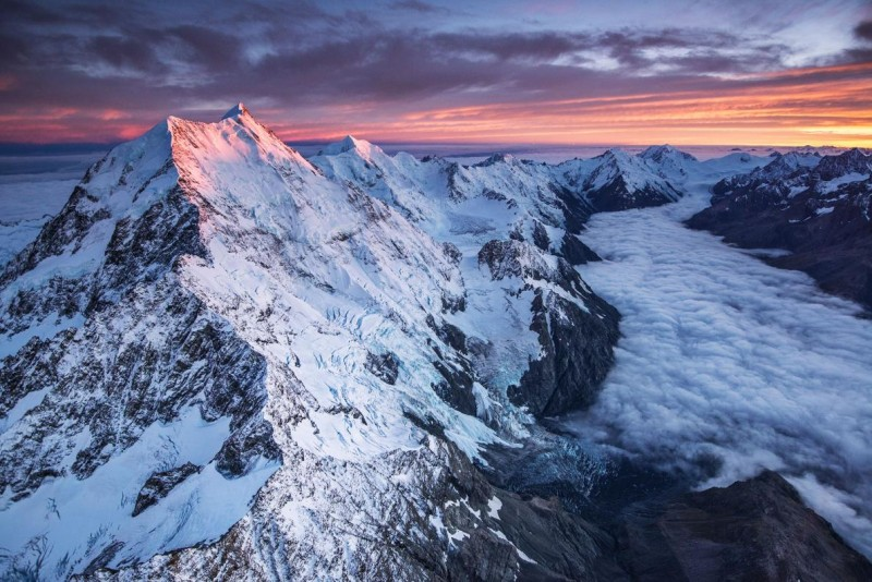 14 Of The World's Most Iconic Mountains