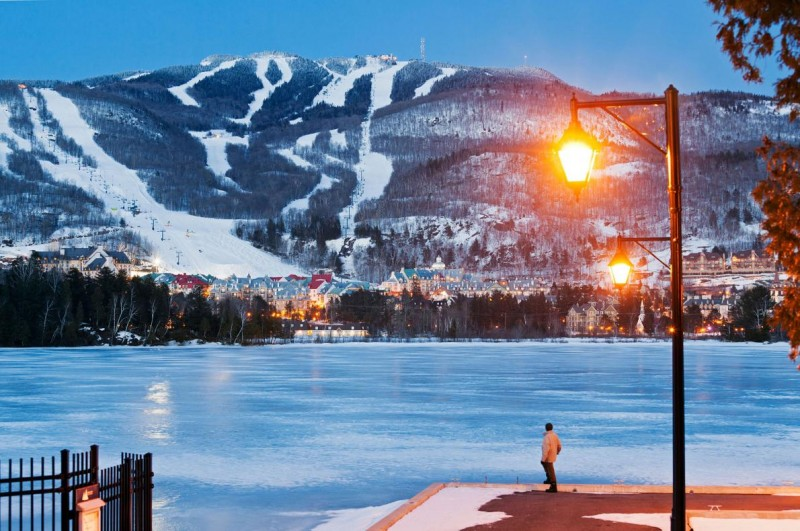 The World's Best Ski Towns