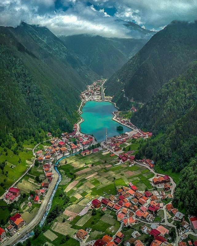 Uzungol, Turkey