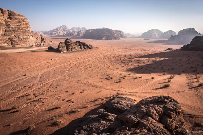 7 Stunning Natural Wonders In The Middle East