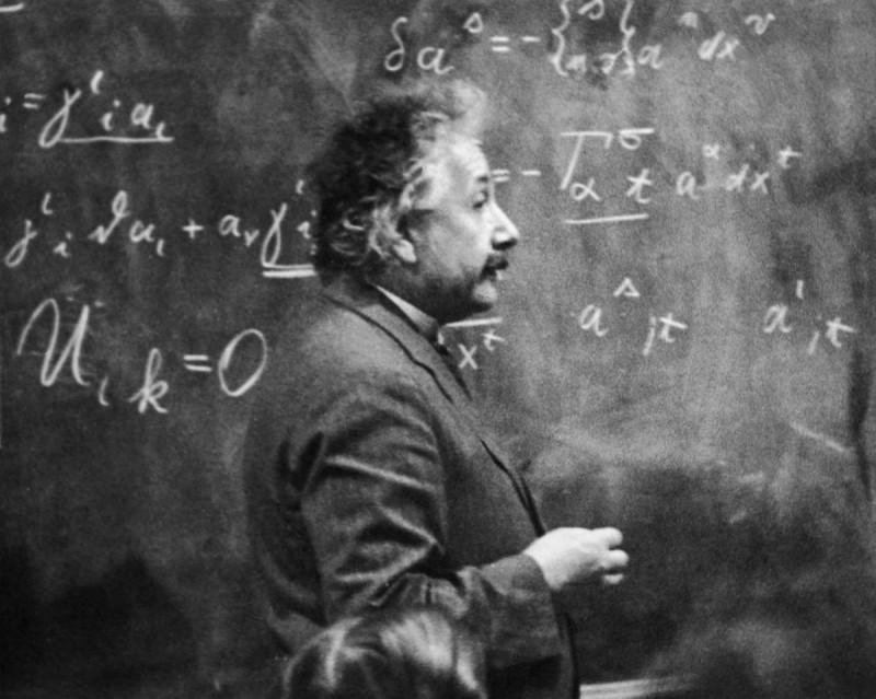 Who is Albert Einstein?