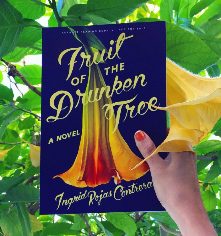 Fruit Of The Drunken Tree A Novel By Ingrid Rojas Contreras spring-themed novels