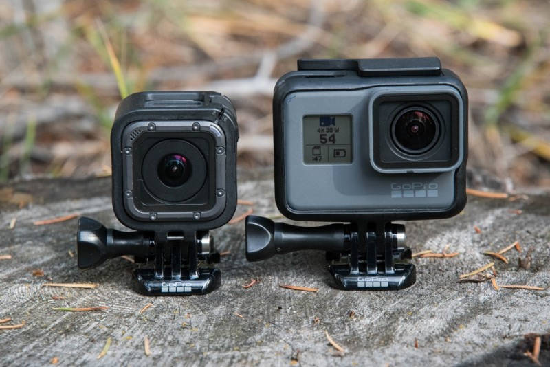 GoPro HERO5 Black Waterproof Digital Action Camera for Travel