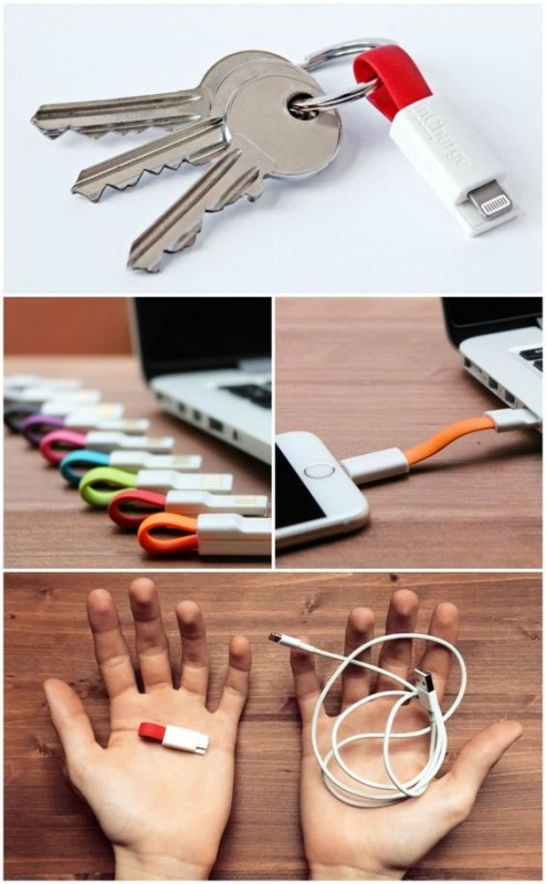 inCharge - Never Be Caught Without A Charging Cable