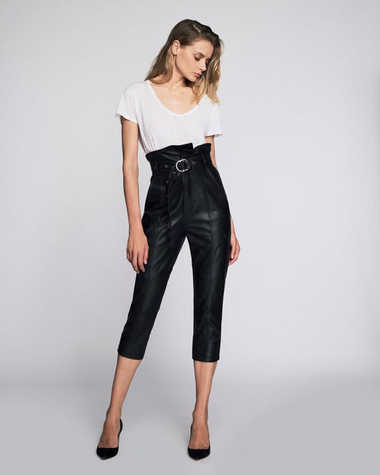 Anniston Leather Pant By Marissa Webb