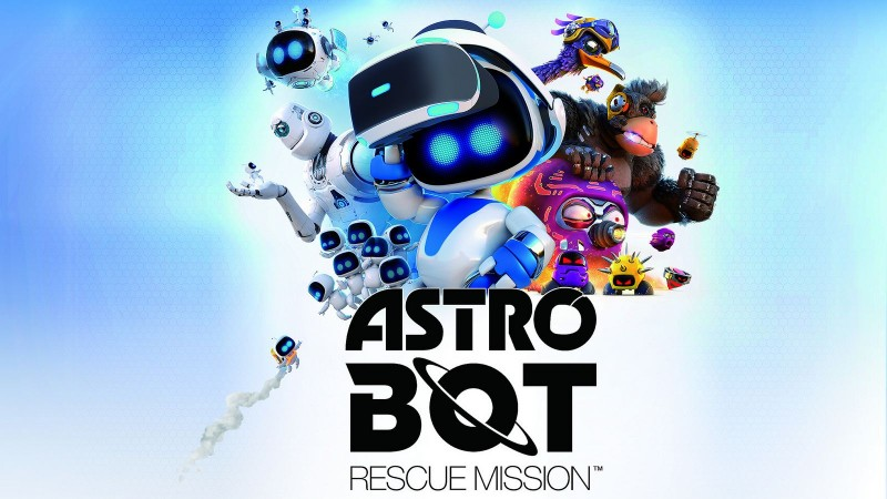 Astro Bot Rescue Mission, PlayStation VR