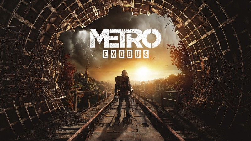 Metro Exodus: Day One Edition Video Game