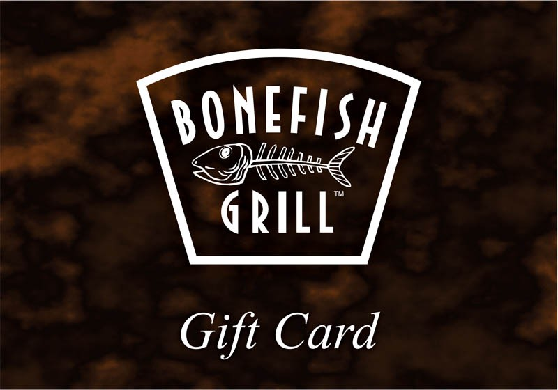 Bonefish Grill Gift Card