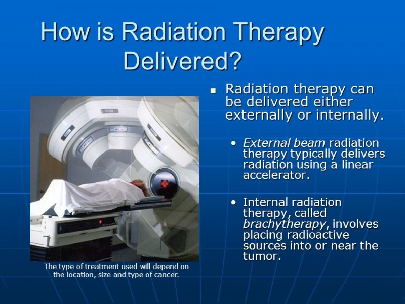 New Cancer Drug Safely Boosts Radiation Therapy