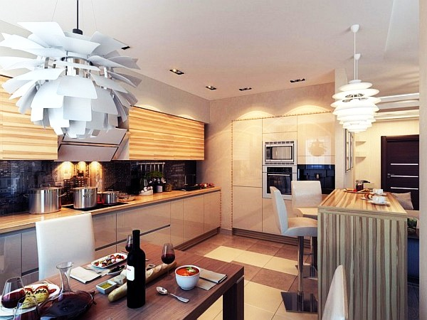 4 Lighting Ideas For The Perfect Kitchen