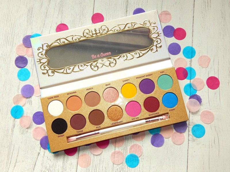 Life's A Drag Eyeshadow Palette by Lunar Beauty