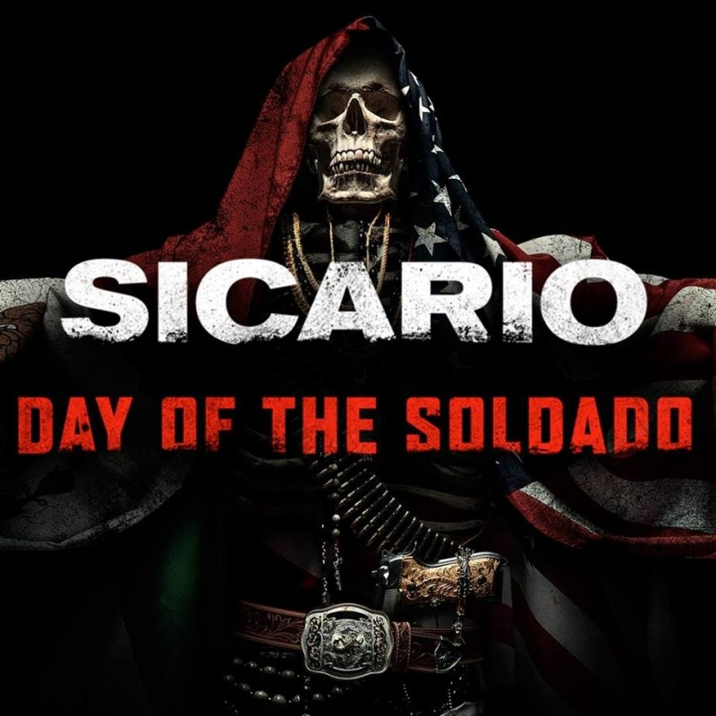 Sicario: Day Of The Soldado Movie