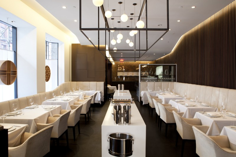 Jungsik Korean Restaurant, New York