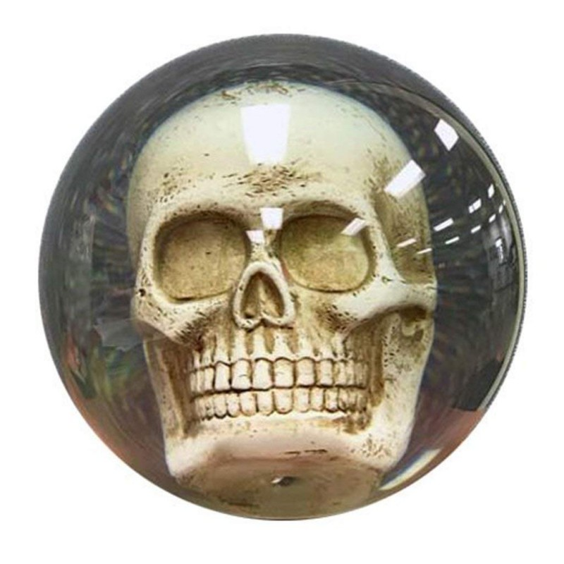 Bowlerstore KR Strikeforce Clear Skull Ball