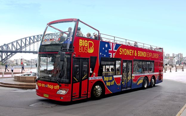 Big Bus Sydney And Bondi Hop-on Hop-off Tour