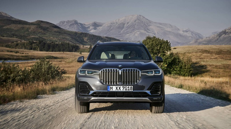 This Is The 2019 BMW X7 Full-Size SUV