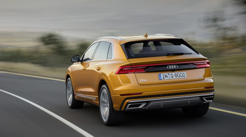 What do you think of the Audi Q8?