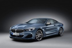 The 523-Horsepower BMW 8 Series Coupe Goes On Sale This Fall