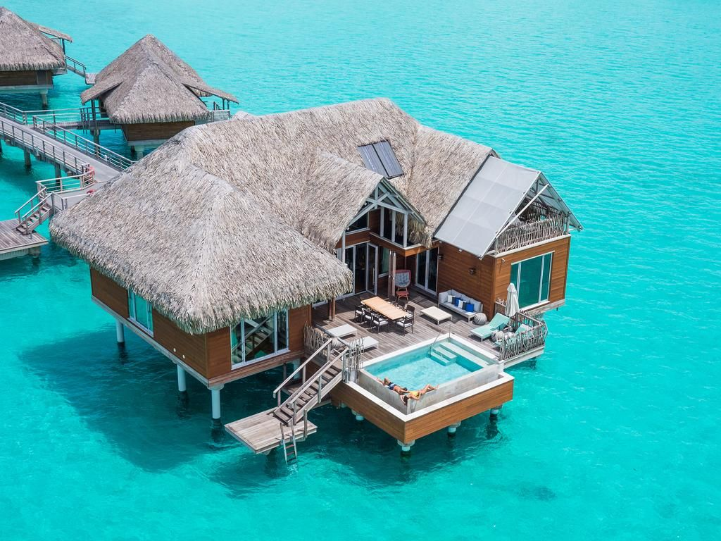 InterContinental Bora Bora Resort and Thalasso Spa, Bora Bora