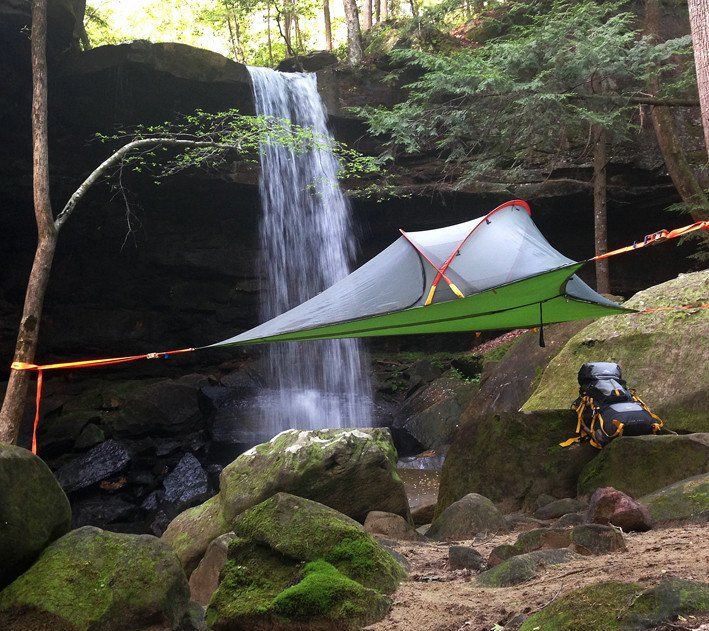 Tentsile Connect 2-Person All-Season Suspended Camping Tree Tent