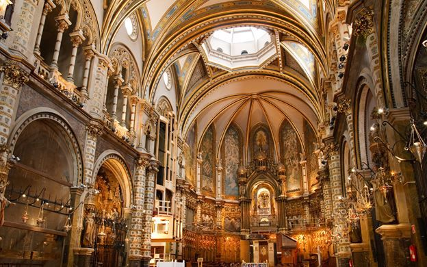 Half-Day Montserrat Tour From Barcelona