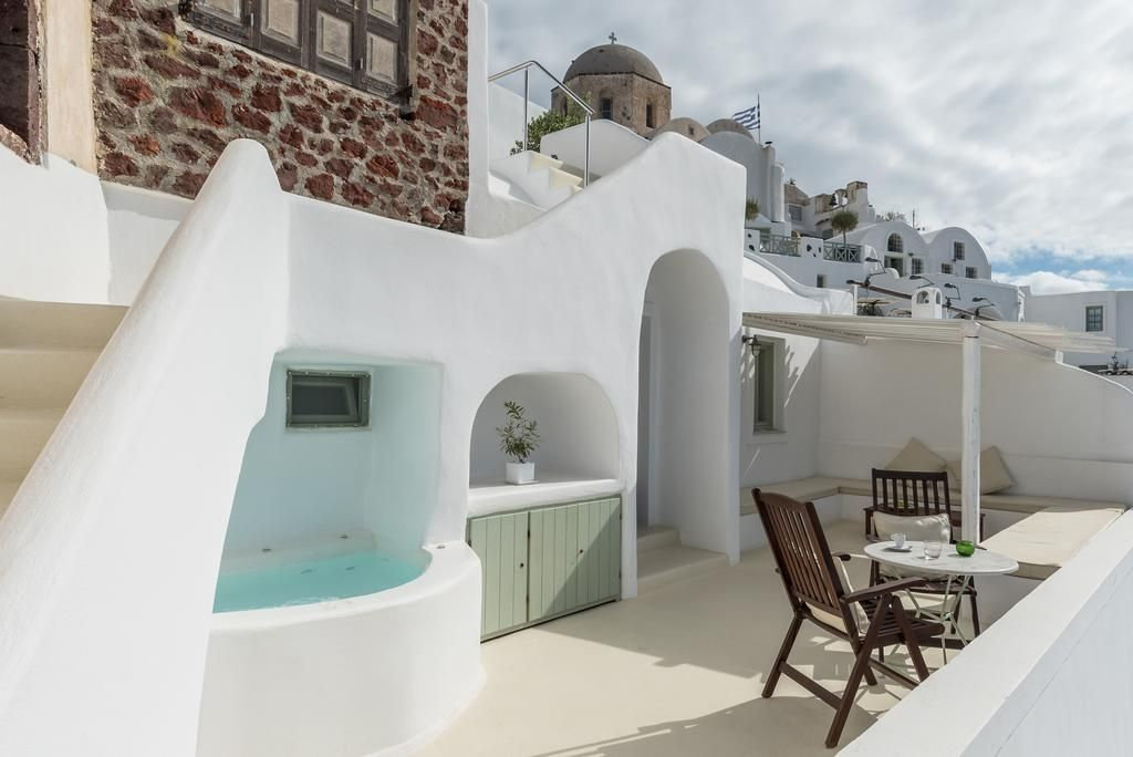Fanari Villas Santorini, Greece
