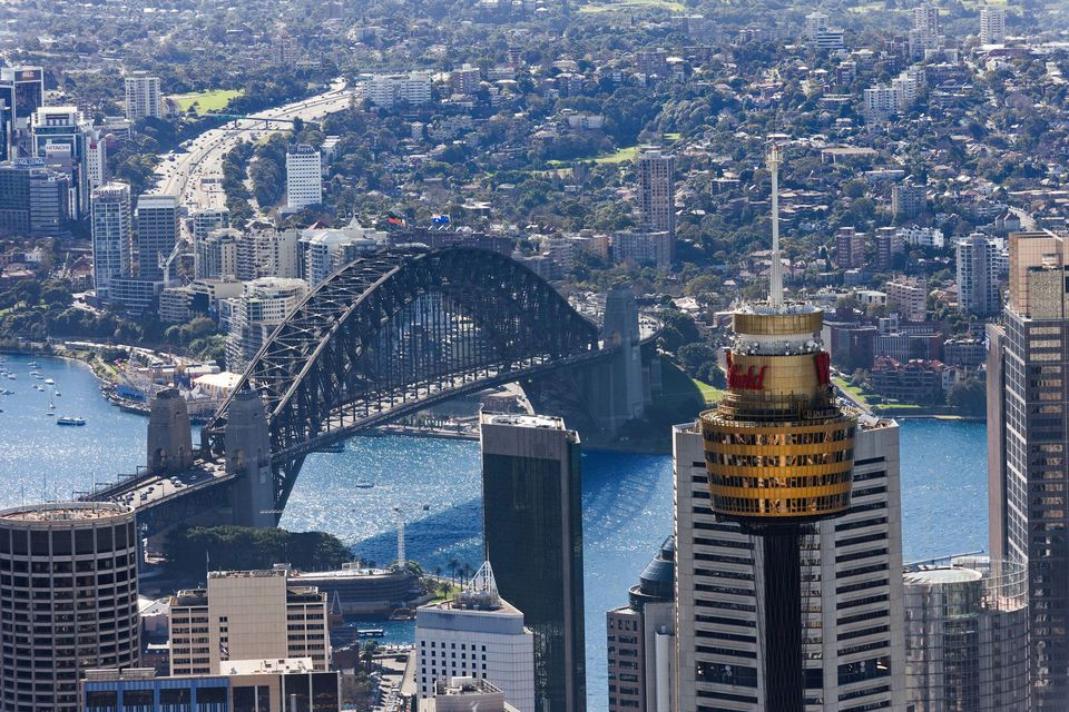 Sydney Tower Eye: Fast-Track Entry with Observation Deck