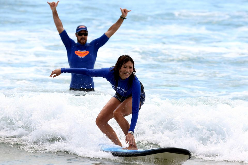 Surfers Paradise: Surf Lesson on the Gold Coast
