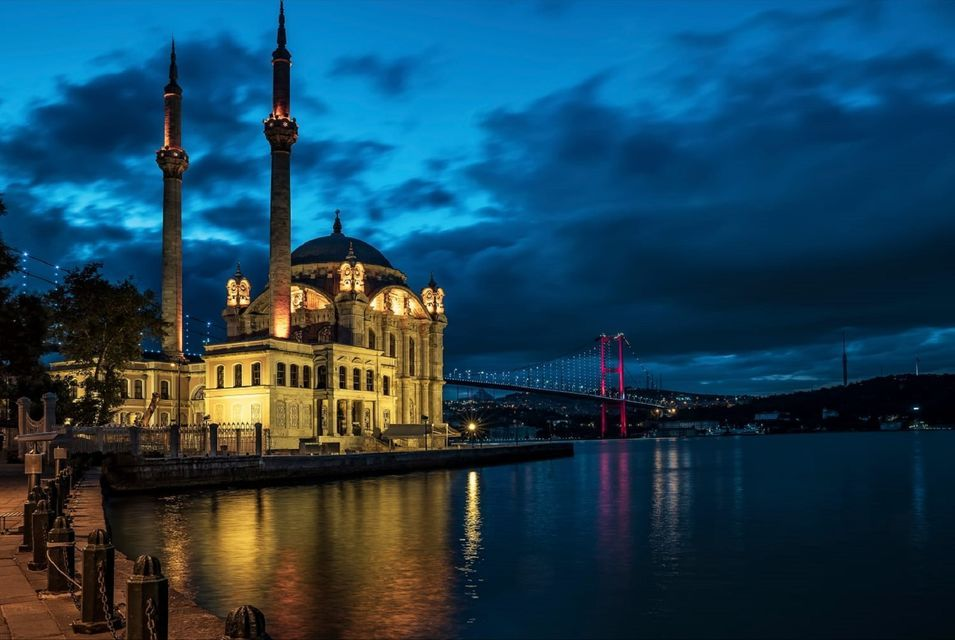 Istanbul: Dinner Cruise on the Bosphorus