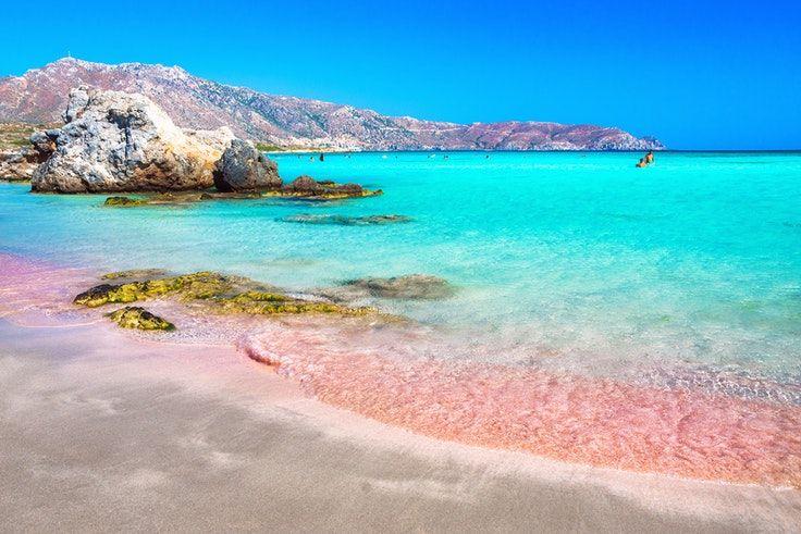 The Best Pink Sand Beaches Around the World