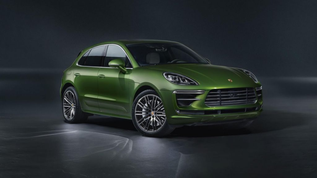 The Porsche Macan Turbo Is Back With More Power