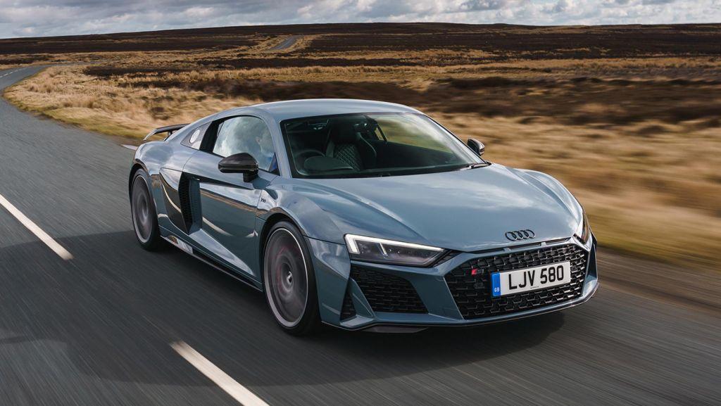 Audi R8 V10 Performance Review