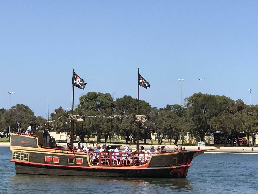 Mandurah Pirate Cruise