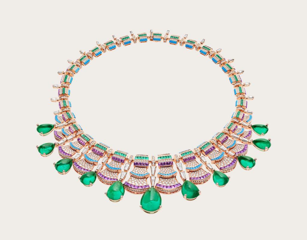 Bvlgari Roaring 80's Necklace