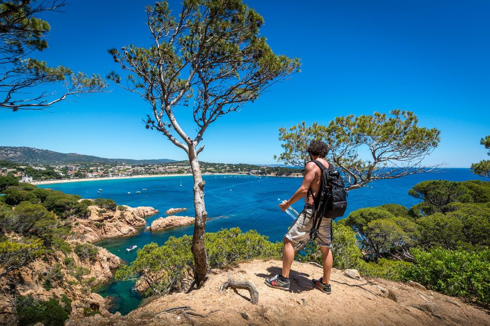 From Barcelona: 8-Hour Costa Brava Kayak and Snorkel Tour