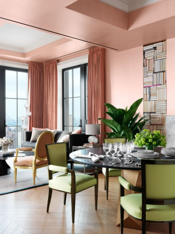15 Spring Color Schemes Guaranteed to Make Your Home Feel Fresh