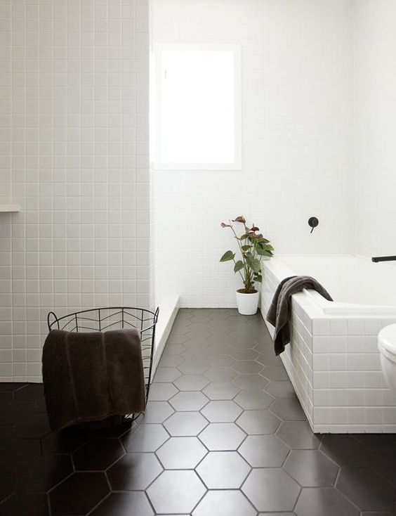 Bathroom Floor Ideas and Designs