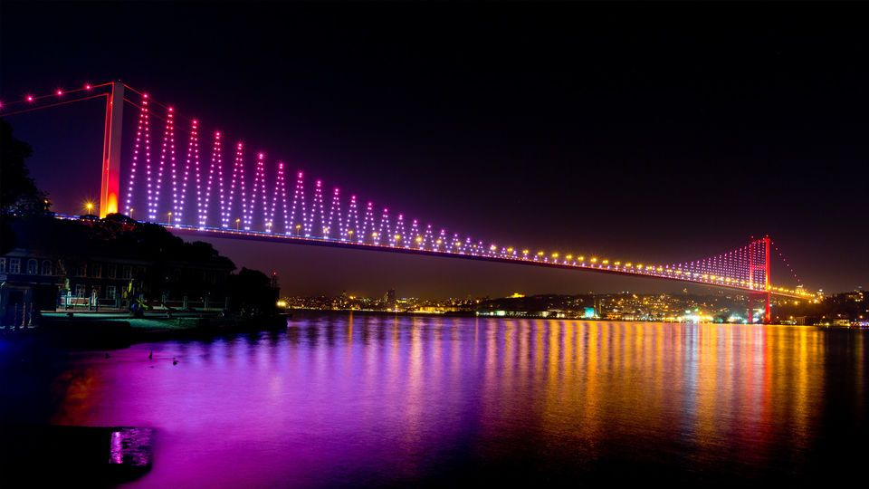 Istanbul: Bosphorus Night Cruise