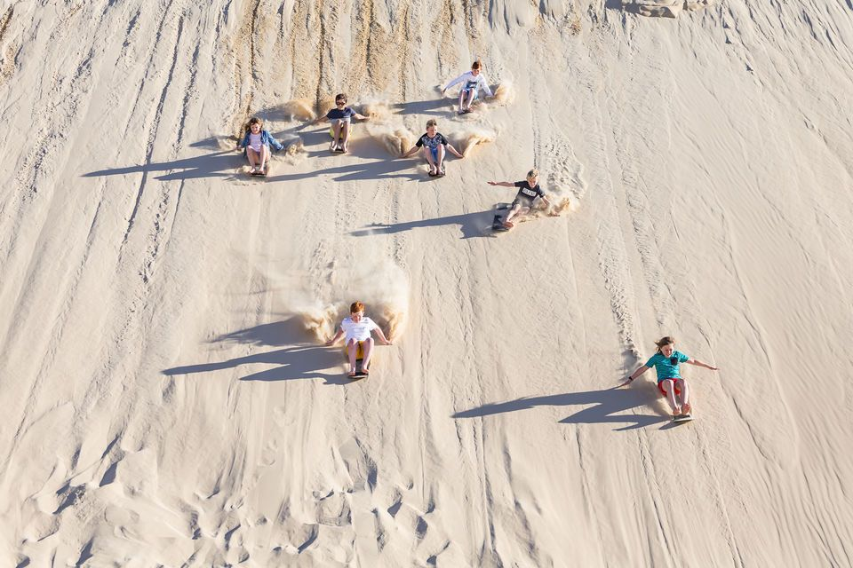 Port Stephens: Unlimited Sandboarding & 4WD Sand Dune Tour