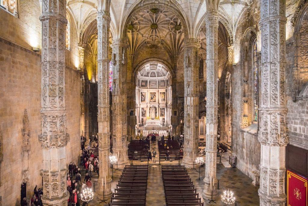 Jerónimos Monastery: Entrance Ticket
