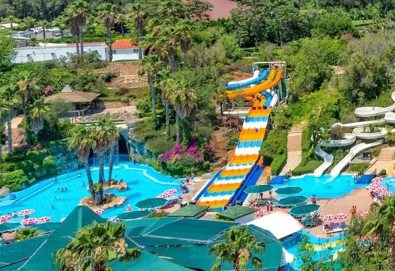 Hotel Su & Aqualand, Antalya
