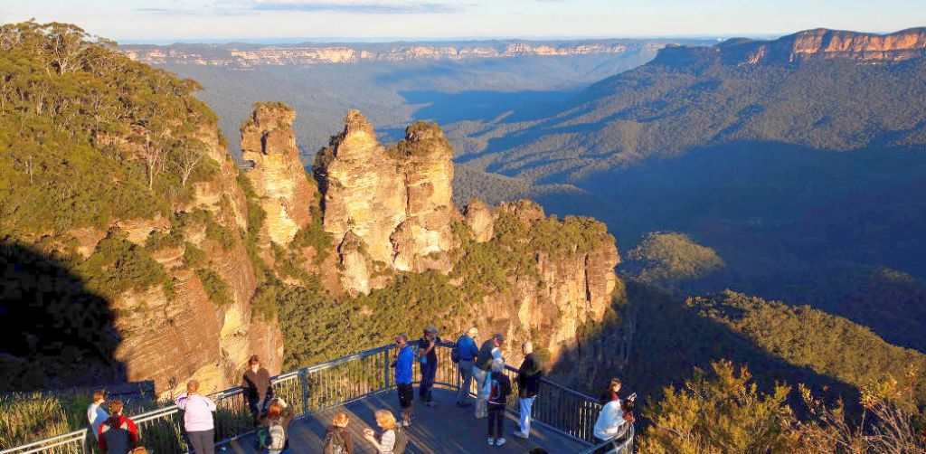 Blue Mountains Tour, Scenic World, Leura Village & Cruise