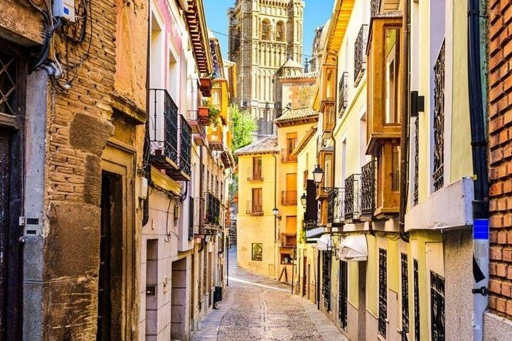 Toledo: Full Day Trip from Madrid