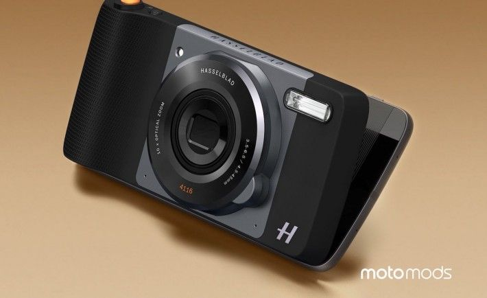 True Zoom MotoMod Lens for Moto Z by Motorola x Hasselblad