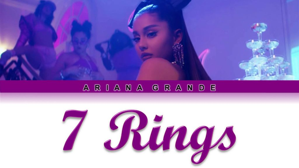 7 Rings - Ariana Grande Lyrics