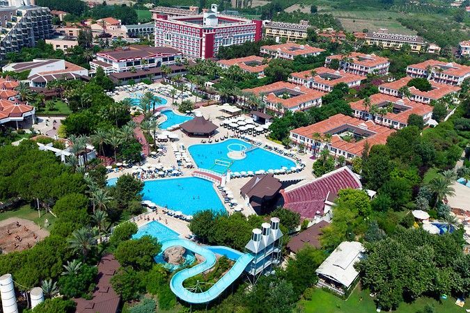PGS Kiris Resort Hotel, Kemer
