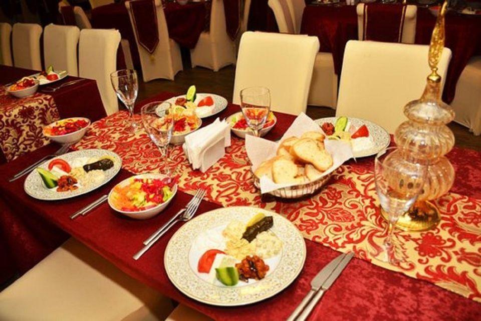 Istanbul: Dinner Cruise on the Bosphorus