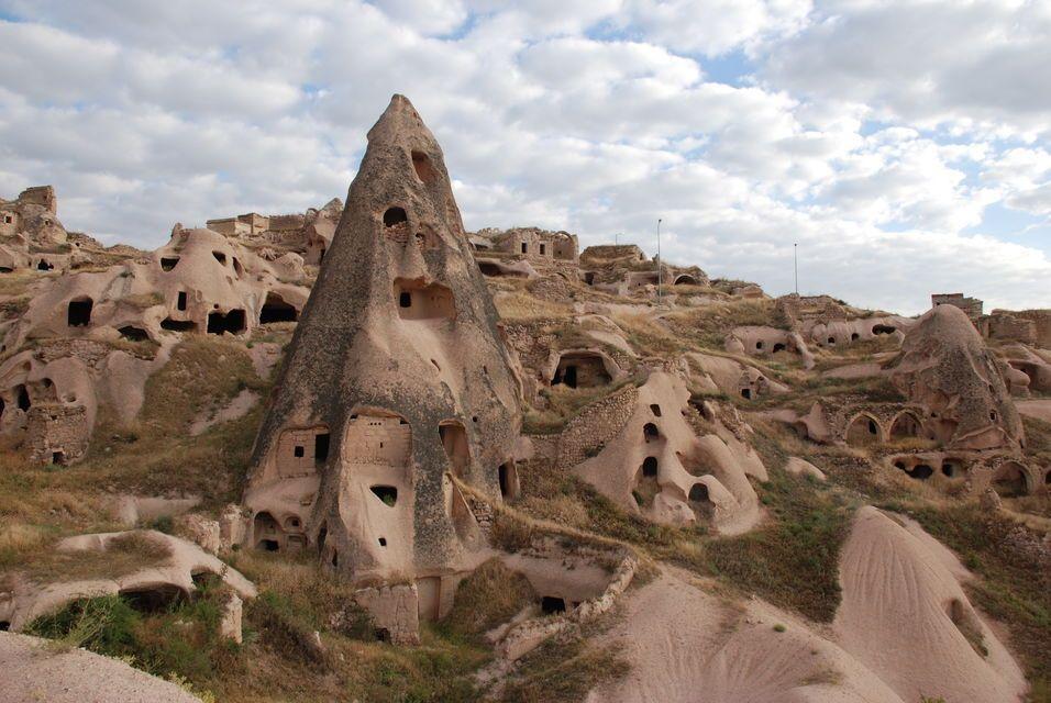 Cappadocia: Heart of Cappadocia Small Group Tour with Lunch