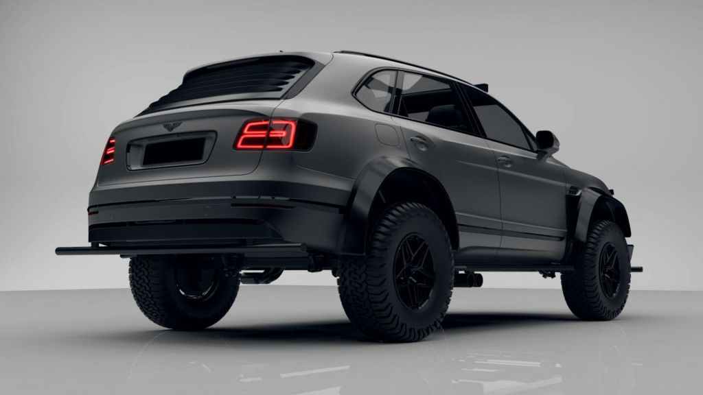 Is This The Ultimate Bentley Bentayga?