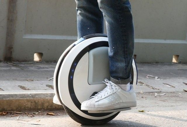 Ninebot One Self-Balancing Scooter